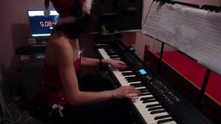 System Of A Down - Chop Suey! - piano cover [Holiday eDition]