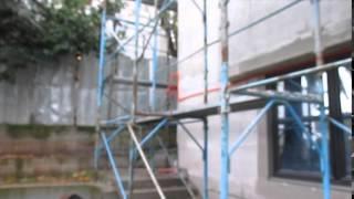 вилла Ирина, монтаж ел.проводки и кабелей для в.камер 16.11.14(, 2014-11-16T10:35:14.000Z)