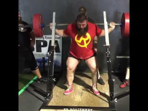 Robb Philippus 501x10 squat