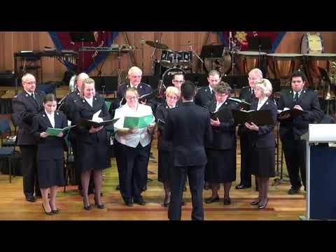 """Brisbane City Temple Songsters """"Shine, Lord"""" Chris Brindley"""