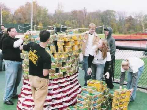 Volunteer Service Projects at Ohio Dominican University