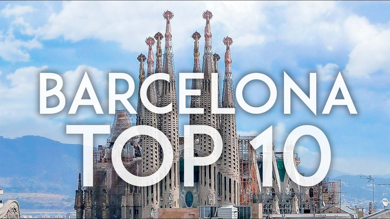 Barcelona TOP 10 | Things to do in Barcelona