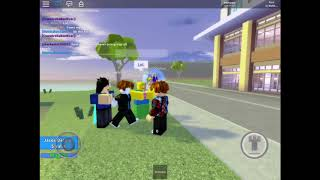 Roblox - This is why they have security at Hilton Hotels