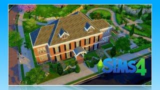 """The Sims 4 ╽ Cтроим особняк из фильма """"Один дома"""""""