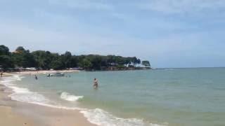 Пляж Кози бич  Паттайя 9 сентября 2016(, 2016-09-20T13:22:43.000Z)