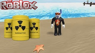 Robloks underwater Bought boat Scuba pirates and Acid kills new adventure Roblox kids child