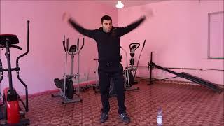 #хазиевы #спорт #капчагай Кардио тренировка для начинающих