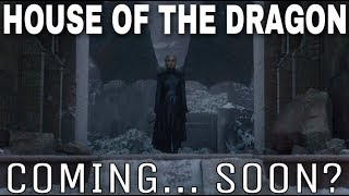 """""""House of the Dragon"""" Gets Full Series Order From HBO! - Game of Thrones Prequel Series"""
