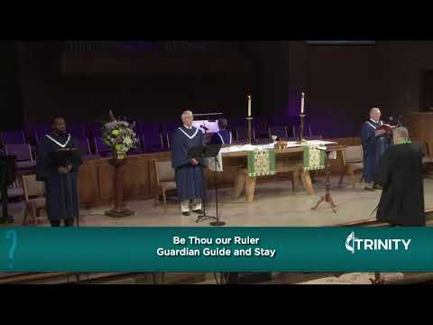 Trinity UMC Traditional Worship   07-05-20