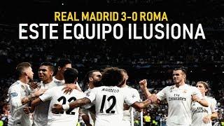 REAL MADRID 3-0 ROMA | RESUMEN - GOLES - ANÁLISIS | DEBUT Y GOLAZO DE MARIANO