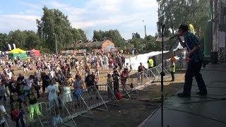 "SKAOS (Germany) ""Big Talk"" i inne - Live @ OSTRÓDA REGGAE FESTIVAL 2013 / Poland"