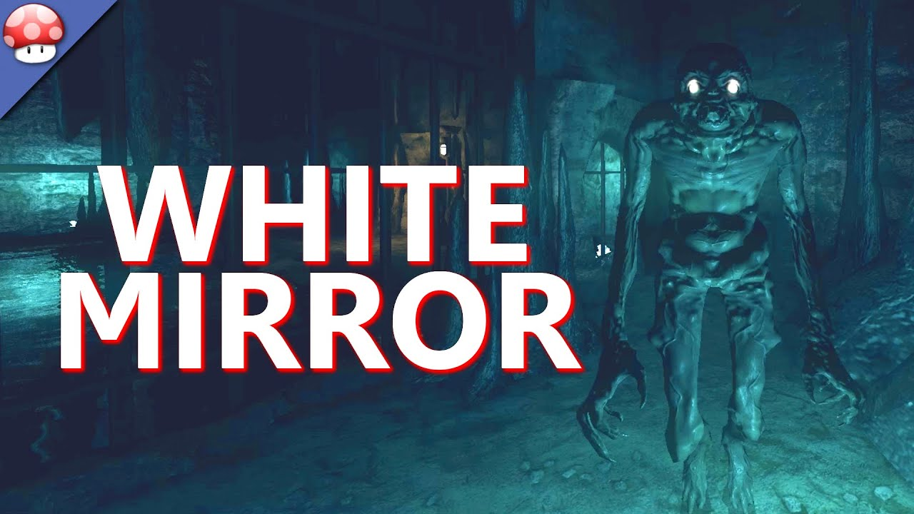 White mirror full gameplay walkthrough pc hd 60fps 1080p for Mirror gameplay walkthrough