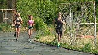видео Подготовка легкоатлета к соревнованиям