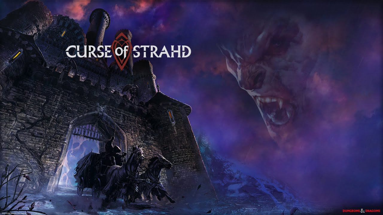 D&D Curse of Strahd 08 Part 7 - Once