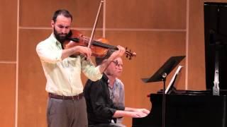Bax: Viola Sonata - I. Molto Moderato