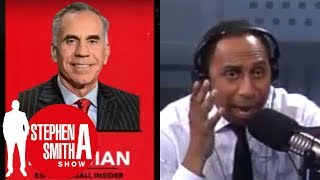 Tim Kurkjian loves Yankees' playoff chances, but Stephen A is nervous | Stephen A. Smith Show | ESPN