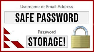 How to Safely Store Passwords on Your PC! - Password Safe Review! (PWSafe)