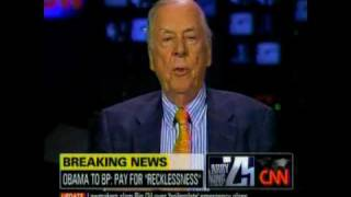 June 15 CNN Larry King: Interview with T. Boone Pickens - Part 2 of 3