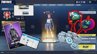 Trading/Selling Fortnite Account |Name: OOH| 31,500 Items Worth of V-bucks | Tier 100 | 60+ Wins