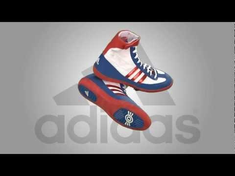Adidas Combat Speed Wrestling Shoes