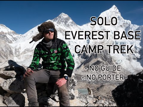 Solo Everest Base Camp Trek