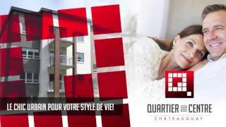 Quartier du Centre : Le chic urbain pour votre style de vie!