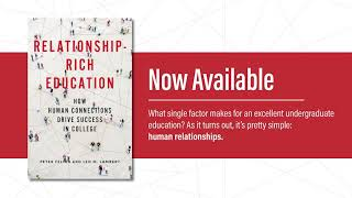 Book Trailer for Relationship-Rich Education
