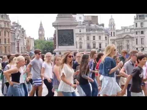 Zumba in London – Bradfield Seniors 2015 (1st Course)