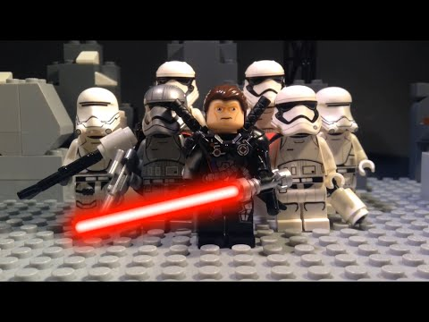 LEGO Star Wars - The First Order EPISODE 2: Battle on Tylium-4