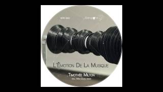 Timothée Milton - Le Plaisir Qui Dure (Original Mix)