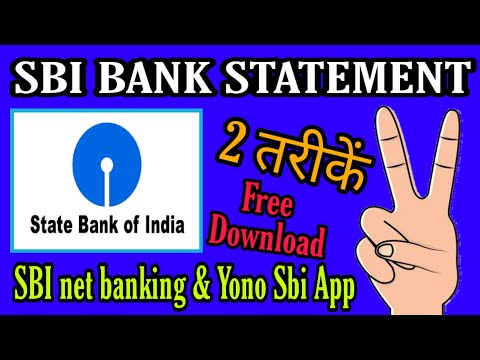 how-to-download-bank-statement-from-yono-sbi-app-and-sbi-net-banking-in-hindi