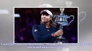 Tennis fans in Japan, Abe hail Naomi Osaka