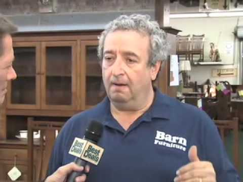The Barn Furniture On Best Deals TV Show