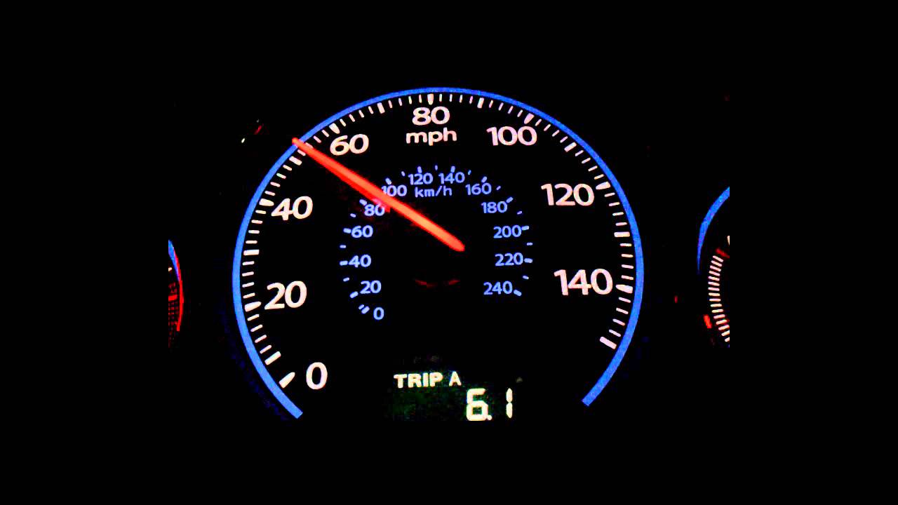 2005 Honda Civic Ex Se Sedan 0 60 D17a