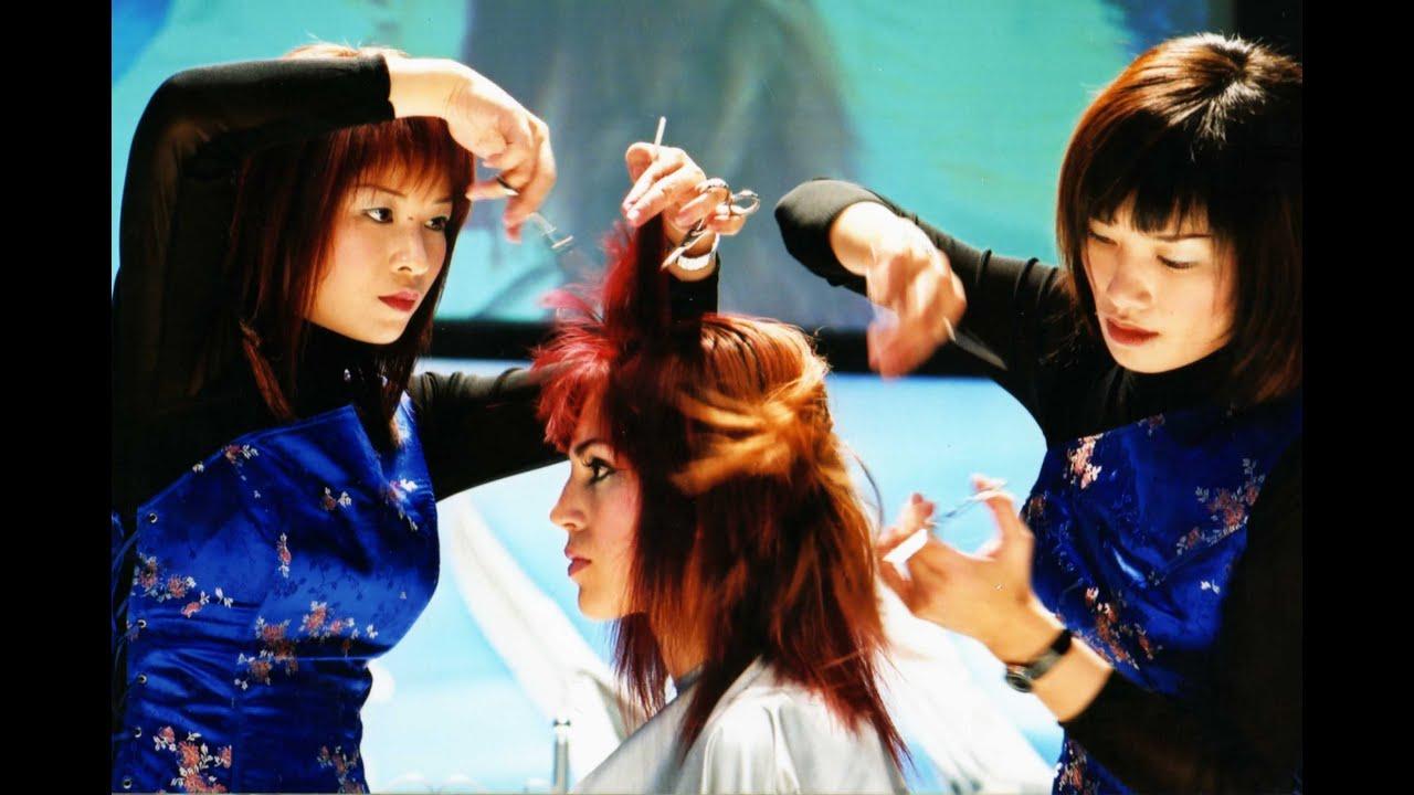 Haircuts Salon Show Vern Scissors Shears You