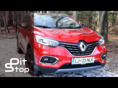 2019 renault kadjar facelift youtube. Black Bedroom Furniture Sets. Home Design Ideas