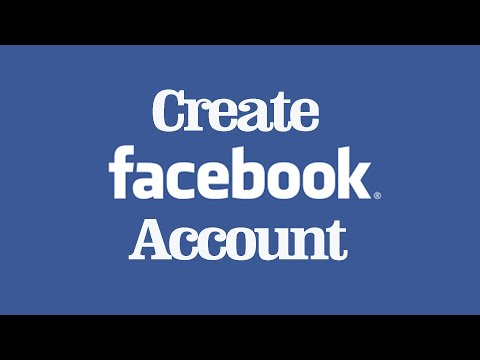 How To Create New Account On Facebook?    Facebook Sign Up 2020