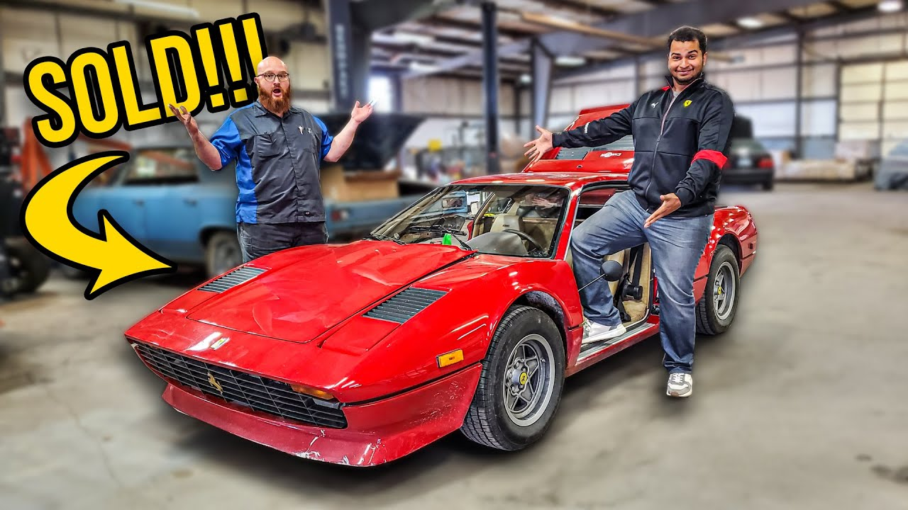 I Sold The WORST FERRARI IN THE WORLD And I Couldn't Be Happier