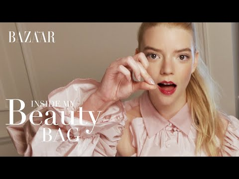 Anya Taylor-Joy: inside my beauty bag
