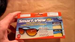 Smart View eLite Sunglasses Review. Dollar Store HD Glasses.