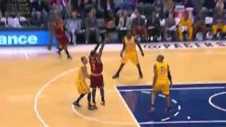 Kyrie Irving Pulls Up For Nice Shot