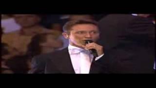 Helmut Lotti chante pour Yelena Isinbayeva, l