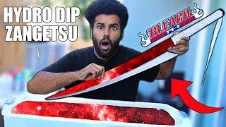HYDRO Dipping DANGEROUS WEAPONS 5!! *INSANE DIY CUSTOM CAMOS*