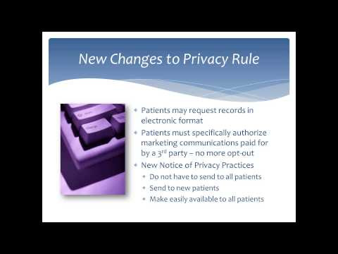 5 Things You Need to Know to Comply With the New HIPAA Omnibus Rules