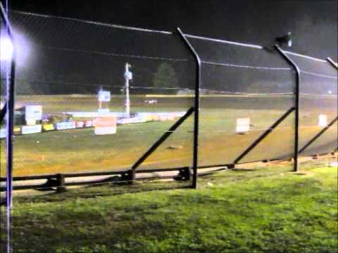8-27-11 Sportsman Bluegrass Speedway Feature