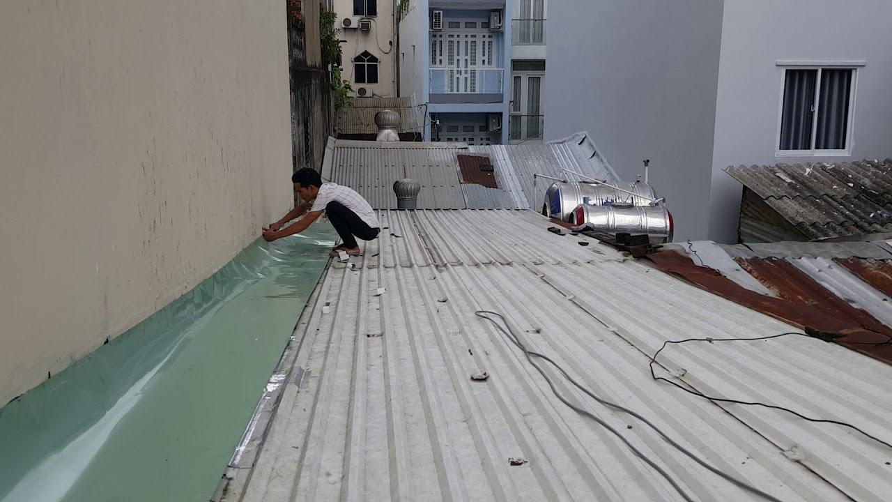 Cách sửa mái tôn bị dột hiệu quả tại nhà nhất hiện nay
