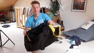 KOFFER werden gepackt... 😲 (Sommerferien Vlog 🎉)