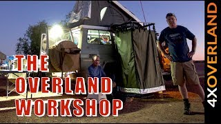 4WD ACCESSORIES FOR CAMPING-1 | Overland Workshop