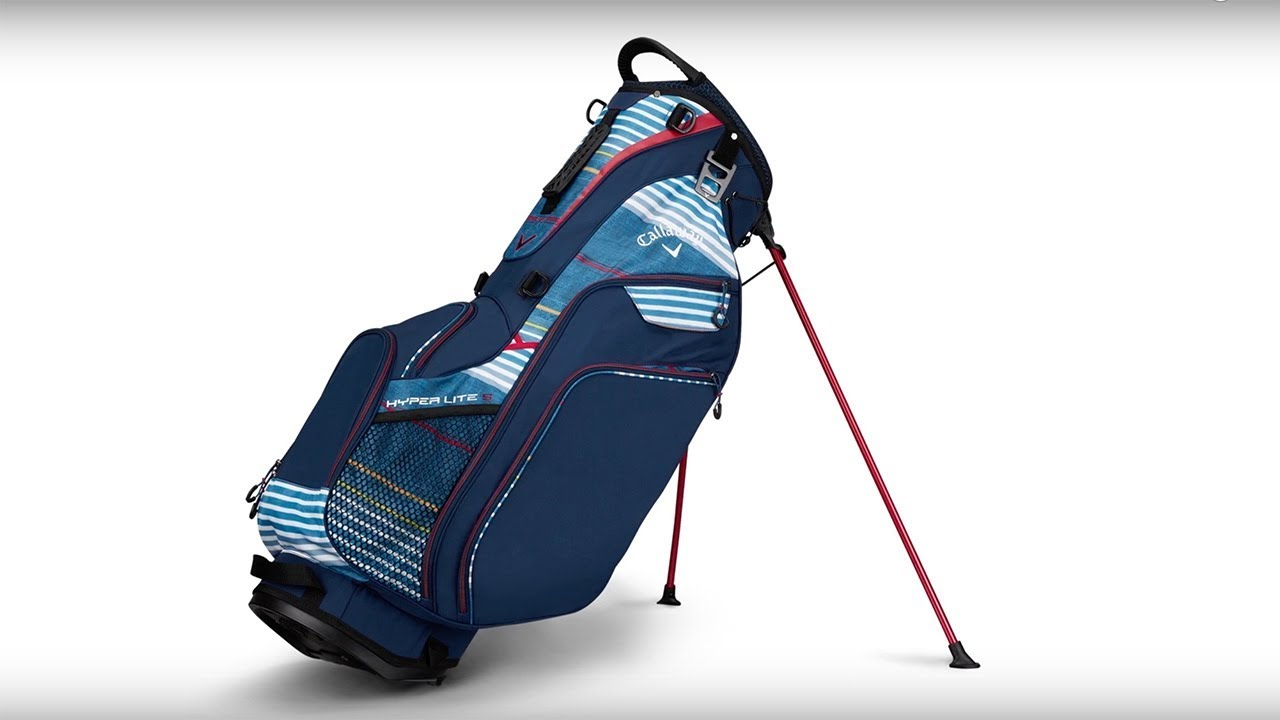 e2b4058c30 2018 Callaway Hyper-Lite 5 Stand Bag. Callaway Golf