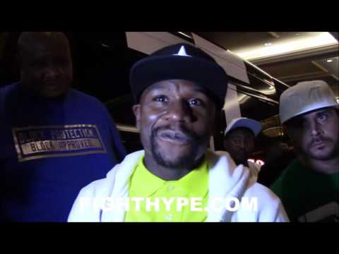 Thumbnail: FLOYD MAYWEATHER SAYS GOLOVKIN HASN'T SHOWN ANY HEART; INSISTS CANELO DOESN'T NEED TO FIGHT HIM
